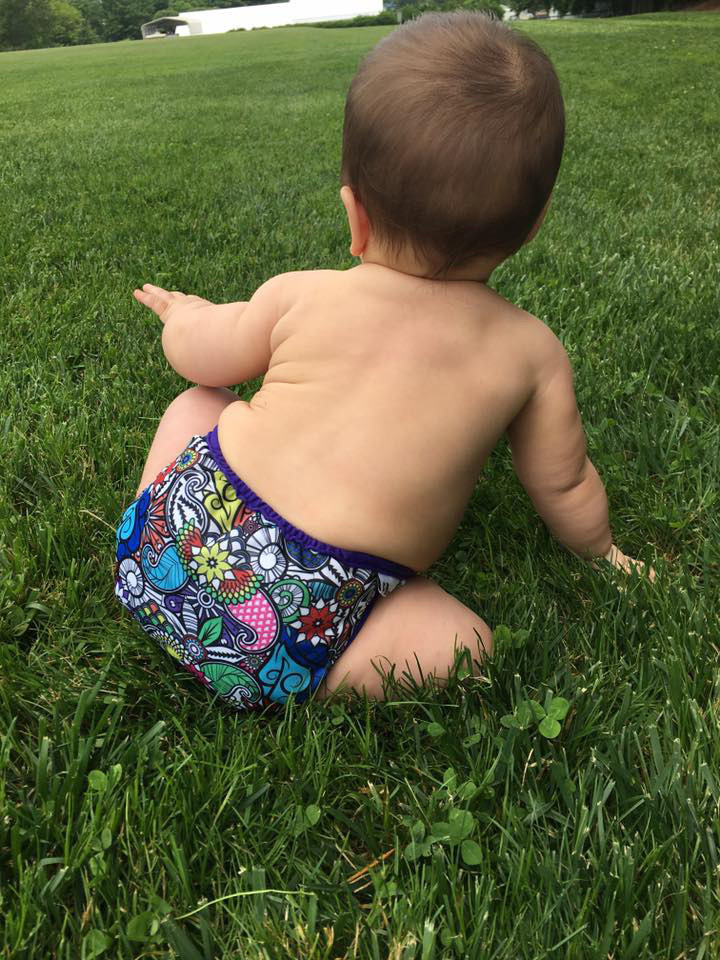 Culotte de protection Best Bottom Diaper (TE2)