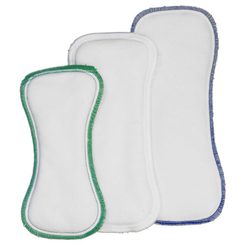 Lot 3 x Insert Best Bottom Diaper Effet Bébé au Sec
