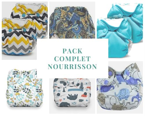 Pack Complet Nourrisson